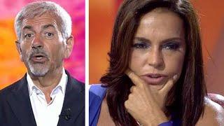 Tremendo escándalo contra Olga Moreno por Ahora Olga de Carlos Sobera por Isabel Rábago