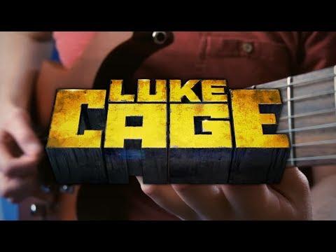 Luke Cage Theme on Guitar