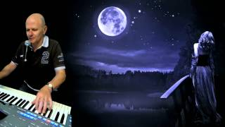 In the chapel of the moonlight - Dean Martin - Yamaha Tyros 4 & PSR9000 cover By VRmusics