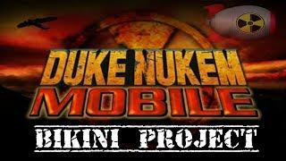 Duke Nukem Mobile: Bikini Project |Java| (Дюк сбегает на Подлодке!)
