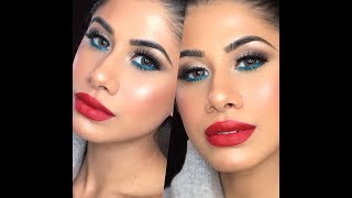 Make-up Tutorial using ONLY MAYBELLINE Products! | Festive Collection 2017 | Malvika Sitlani