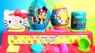 Brinquedo Pop-Ups Surpresa Casa do Mickey Mouse Clubhouse Pop-Up Pals Surprise Portugues Brasil Toys