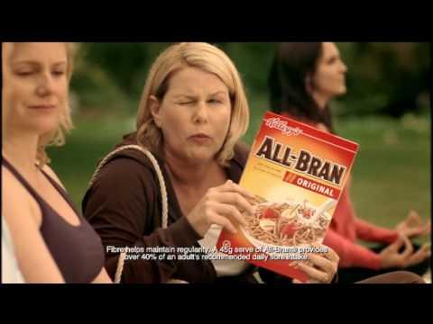 Kelloggs All-Bran 2010 Ad