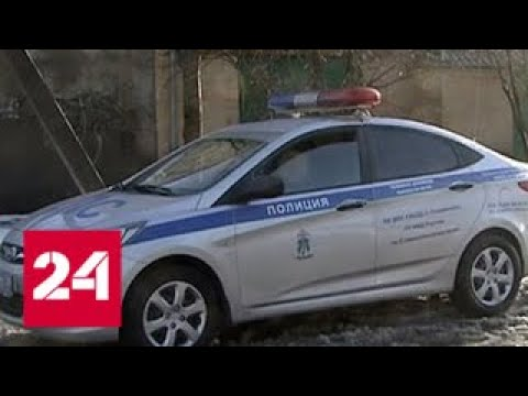 Ставропольские боевики взорвали дом, в котором прятались - Россия 24