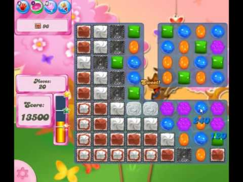 Candy Crush Saga Level 2478 - NO BOOSTERS
