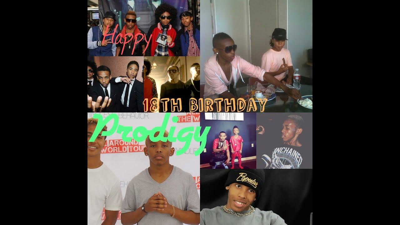 Happy 18th Birthday Prodigy (2014)