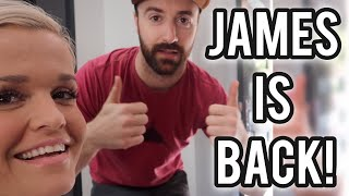 James is Back Vlog 194