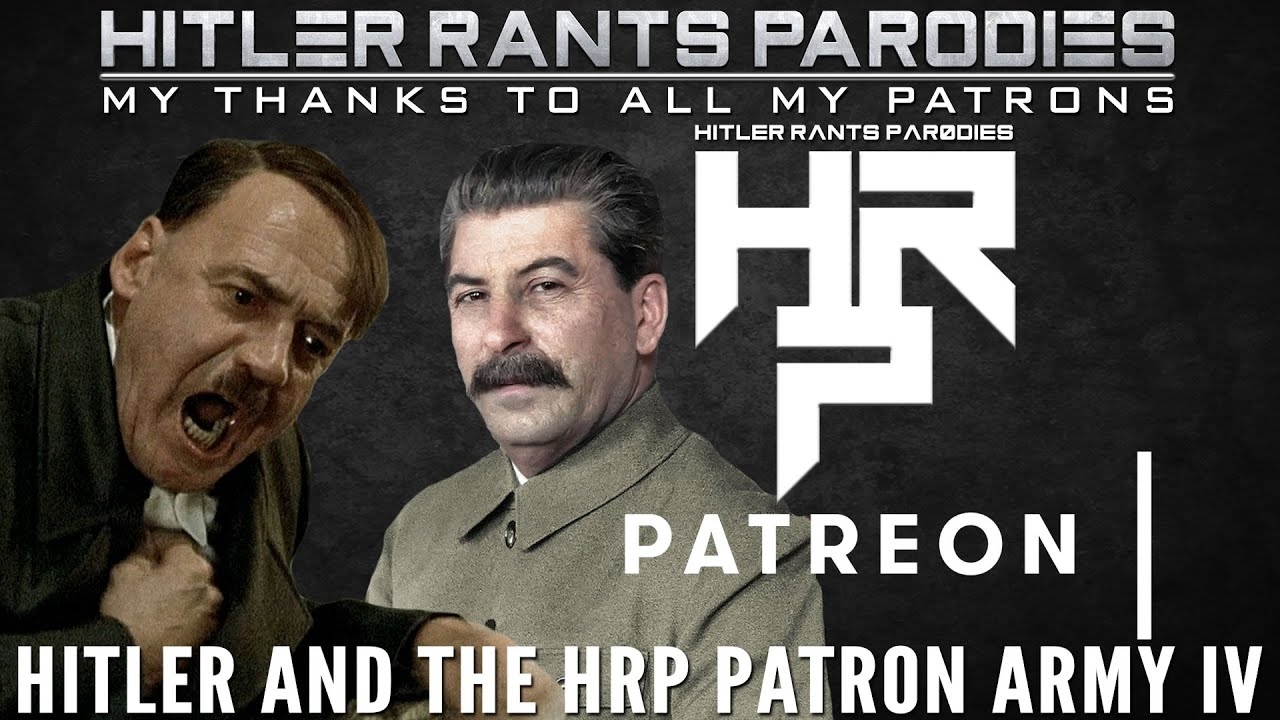 Hitler and HRP's Patron Army IV