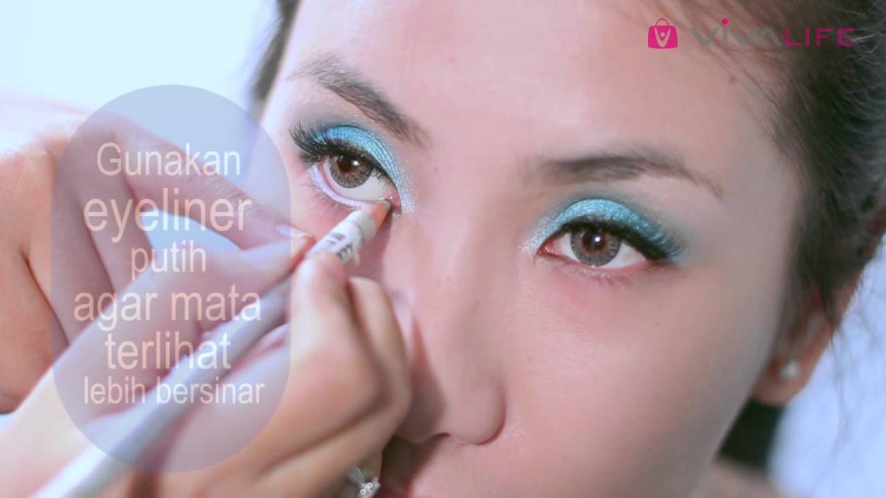Tutorial Makeup Eyeshadow Wardah | Saubhaya Makeup