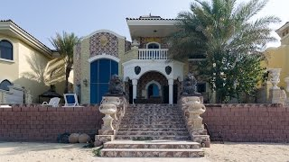 Vacant and Furnished 4+M Villa with Atlantis View in Palm Jumeirah