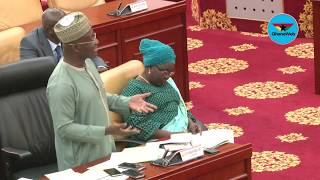 Majority Leader mocks 'peculiar' names in parliament