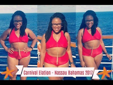 Señor Frog Was Amazingg!!   Nassau Bahamas   Carnival Elation   Vlog #7