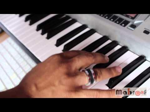 Mahroof Sharif-Raqs EDM Studio Session Official HD Music Video 2014