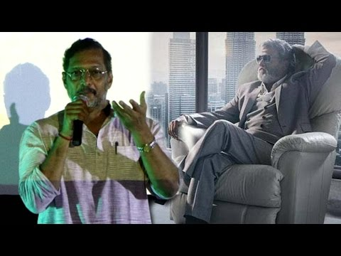 Here's What Nana Patekar Says About Rajinikanth Being The Biggest Superstar
