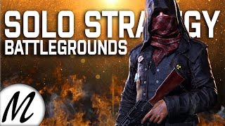 ULTIMATE SOLO GUIDE - Battlegrounds Strategy, Tips, and Tricks