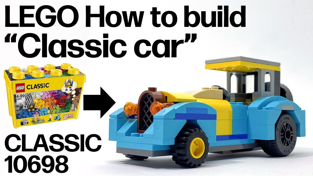 10698 レゴ レシピ クラシック