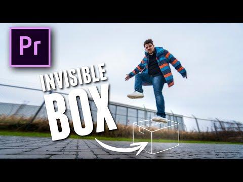 BEST INVISIBLE BOX Challenge EVER  Premiere Pro Tutorial