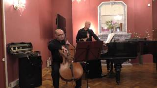 Benedetto Marcello Sonata No.6 in G major.Cello