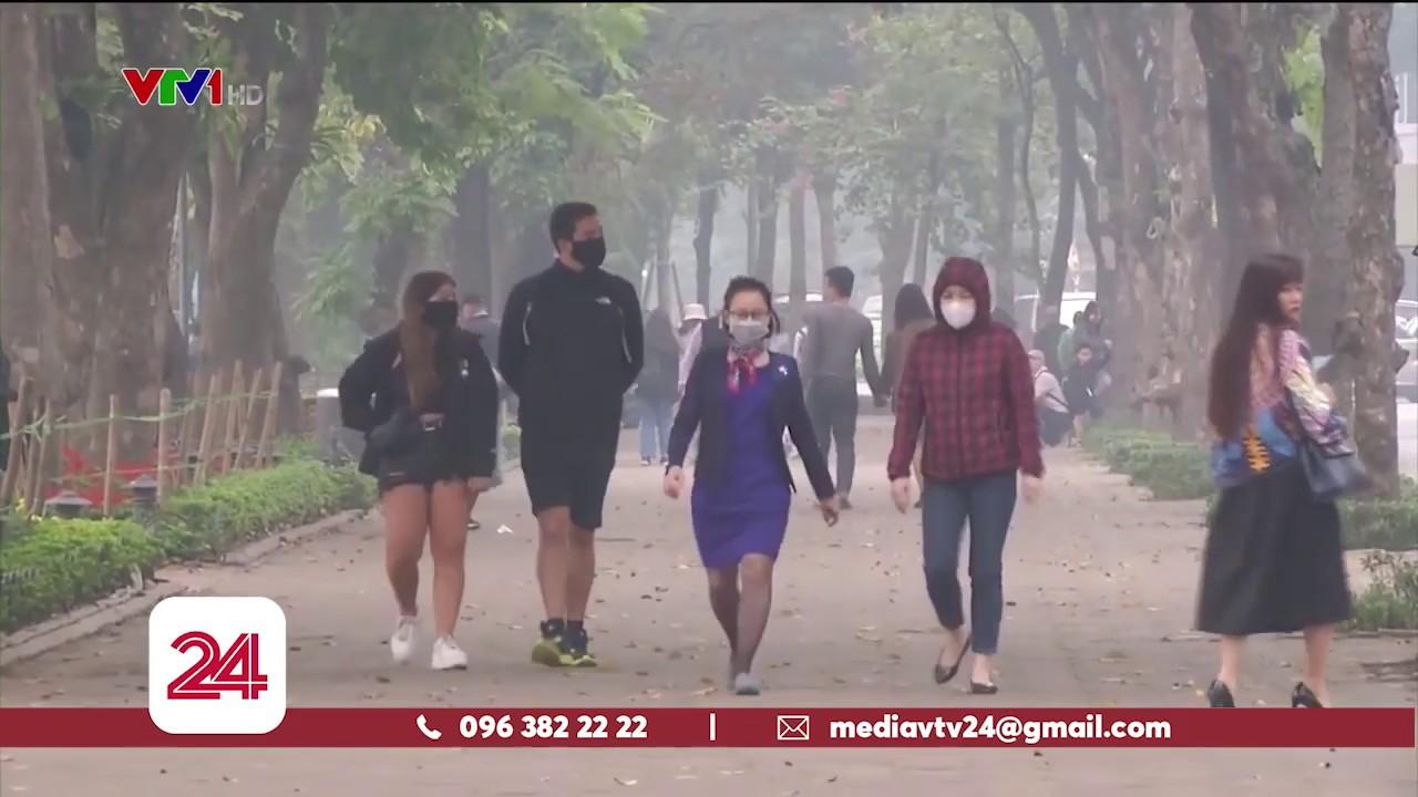 Công an Hoàn Kiếm xử phạt người dân không đeo khẩu trang   VTV24