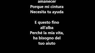 Download Alvaro Soler-La Cintura-Letra/lyrics e traduzione Mp3 and Videos