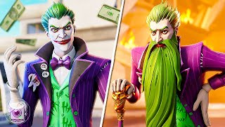 THE LIFE & DEATH OF THE JOKER! (A Fortnite Short Film)