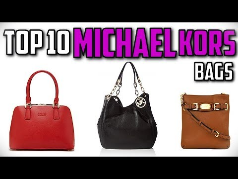 671239888a 10 Best Michael Kors Bags In 2019 - YouTube