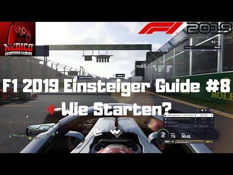 F1 2019 Einsteiger Guide #8 Wie Starten?