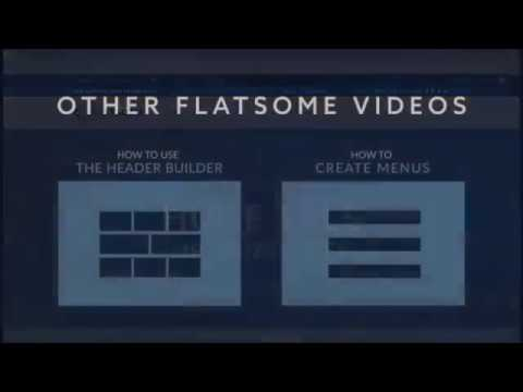 Free download Flatsome v3 3 7 Premium WordPress Themes - YouTube