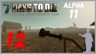 7 Days to Die [Alpha 11] #12 Бур: Рукоять