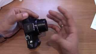 Canon PowerShot SX170 IS. Обзор и распаковка фотокамеры.(Характеристики Сенсор Тип матрицы CCD Форм-фактор 1/2,3