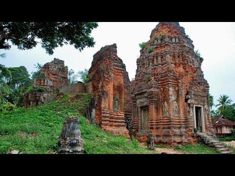 Download បាឋកថាស្តីអំពីអាថ៌កំបាំងសំណង់ប្រាសាទនៅក្រោមកុដិវត្តលលៃ  | Cambodia  ancient temple Lolei