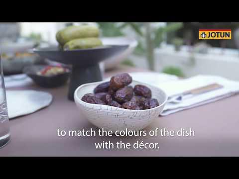 Ramadan Home Décor Tips | نصائح ديكور لشهر رمضان