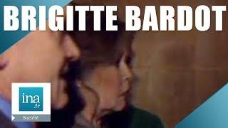 """Brigitte Bardot poursuivie pour """"provocation à la discrimination raciale"""" - Archive vidéo INA"""