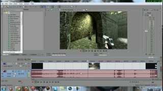 Видеоурок по Sony Vegas 11.0(отделение музыки от видео)