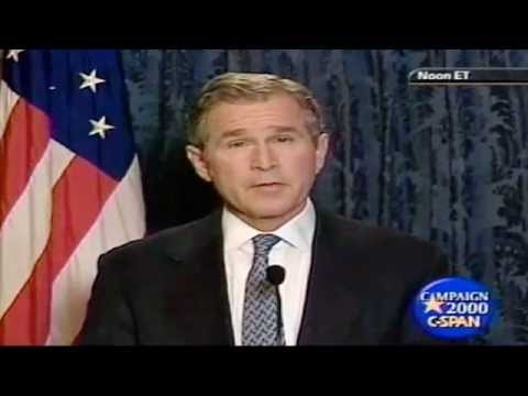 George W. Bush Florida Vote Recount