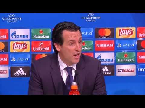 PSG - Unai Emery «On a perdu de la confiance après ces 2 défaites de Psg