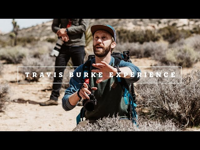Travis Burke Experience: Joshua Tree Photography Workshop