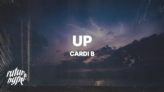 Cardi B Up MP3