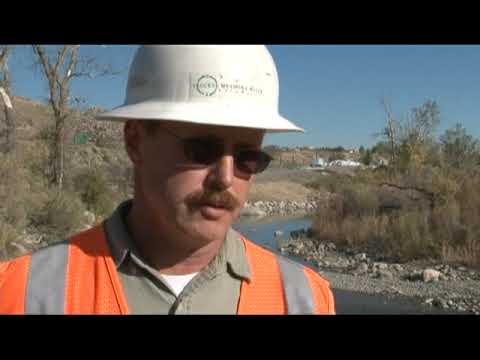 "City of Reno NV, Local Water Company Replaces Earthquake Damaged Pipe with ""Greener"" Technology"