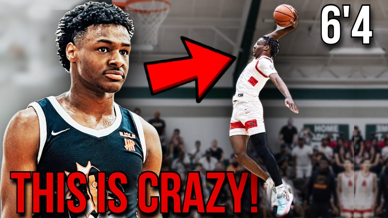 Download This Will Change Your Opinion of Bronny James FOREVER....