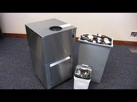 Glastender BDS - Bottle Disintegration System