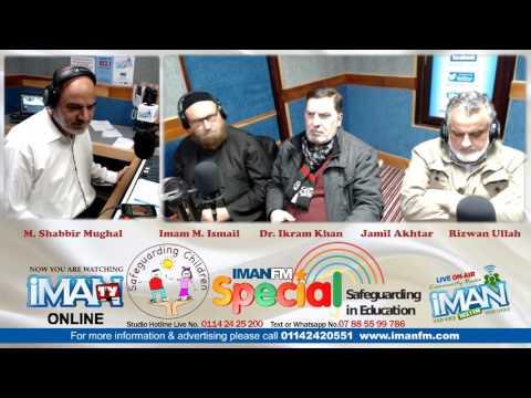 IMAN FM Special (Education & Safeguarding)