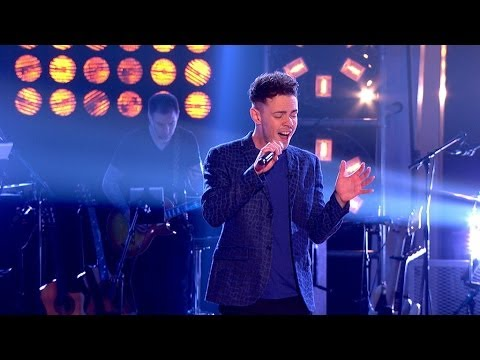Steven Alexander performs 'Grace Kelly' - The Voice UK 2014: The Knockouts - BBC One