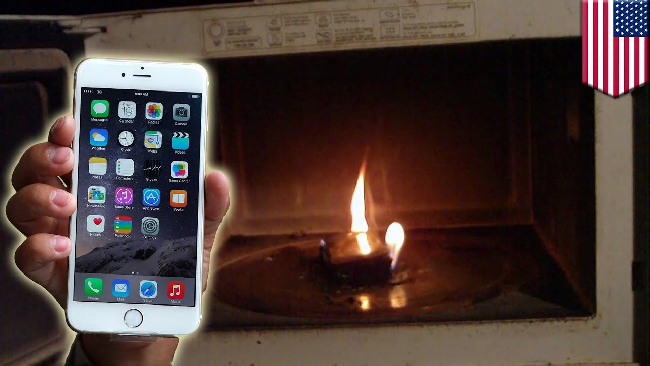「iPhone電子レンジ」の画像検索結果