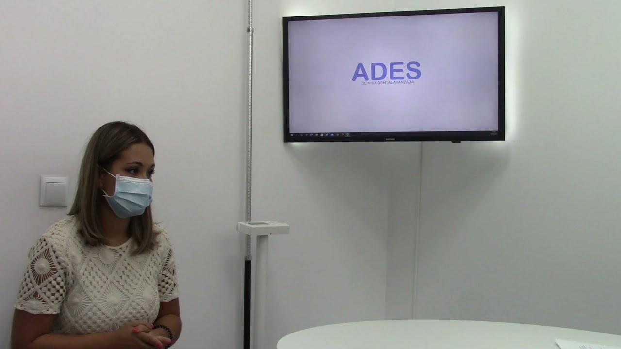 Acceso a Odontología desde ADES. Hablamos con María García.