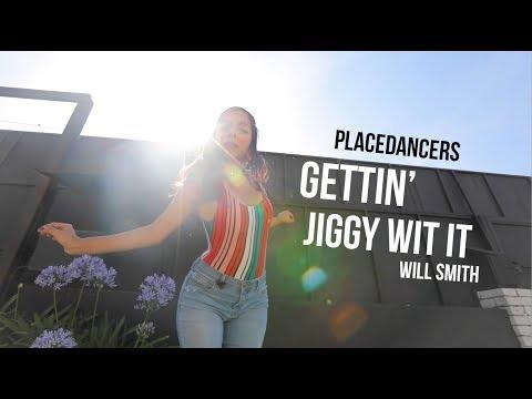 Gettin Jiggy Wit It | #oldschooldancechallenge @placedancers