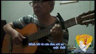 Guitar Solo - Ở NƠI NÀO EM CÒN NHỚ ? (Ngô Thụy Miên) - Lê Vinh Quang