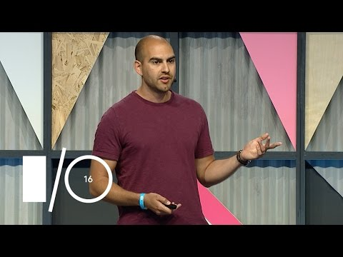 Material improvements - Google I/O 2016