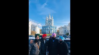 Our Journey India to Russia