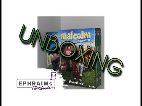 Malcolm Mittendrin (DVD